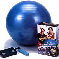 Stability Ball Kit